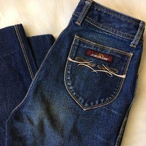Vintage Jordache High Waisted Denim Jeans
